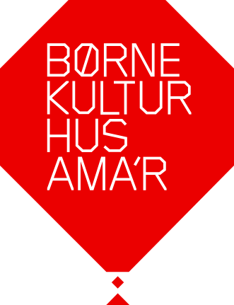 Logo Børnekulturhus Ama'r